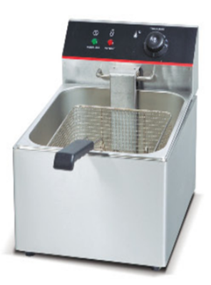 Counter Top Electric 1-Tank Fryer(1- Basket) Premium