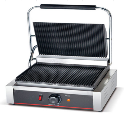 Panini Griller (Both Side Grooved) - 2.2 kw