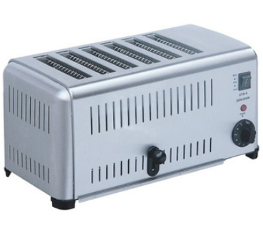 6-Slice Electric Bread Toaster