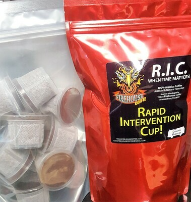 RIC's - Rapid Intervention Cups! (K-cups)