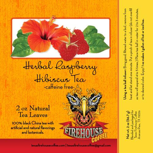 Herbal Raspberry Hibiscus