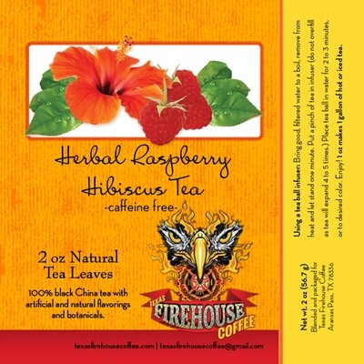 Herbal Raspberry Hibiscus