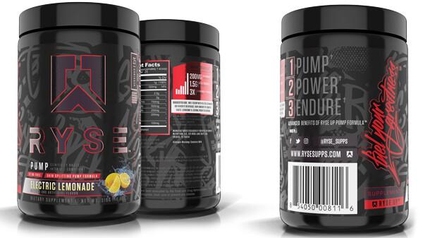 Pump - Project: Blackout