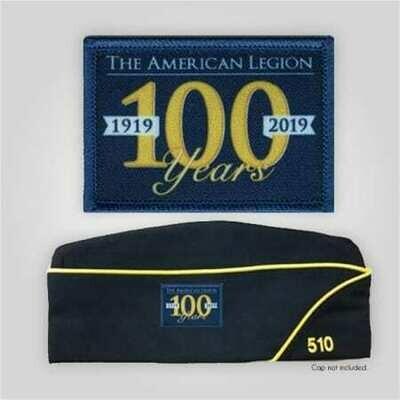 Centennial Cap Patch 1.75