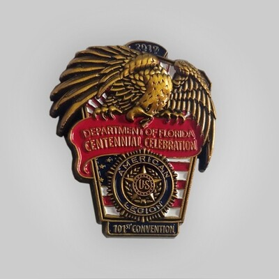 101st Convention Pin