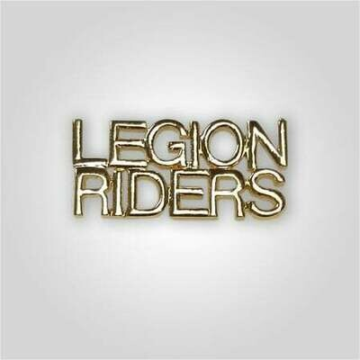 Cap Bar Pin - Legion Riders
