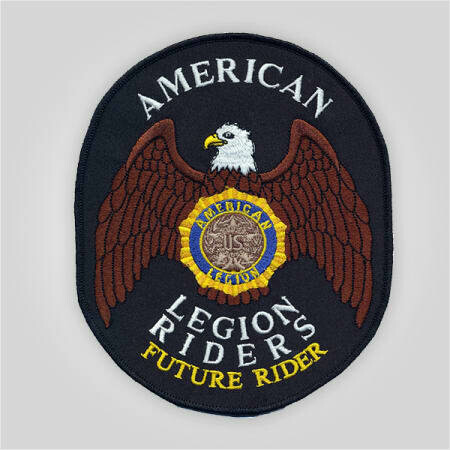 Future Rider Patch