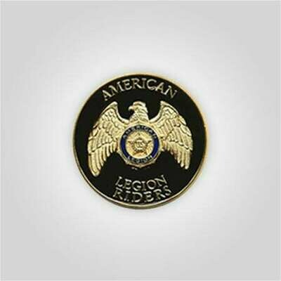 Legion Riders Collar Emblem  Pin