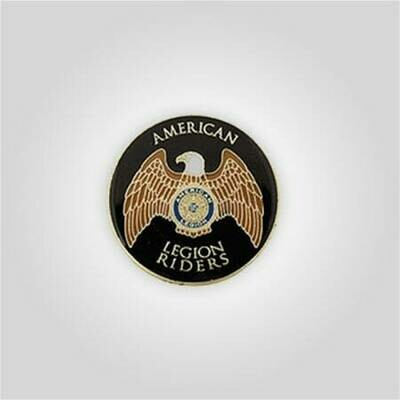 Legion Riders Lapel Tack