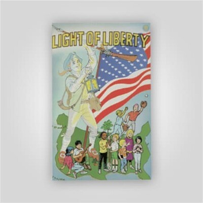 Light of Liberty Comic Book