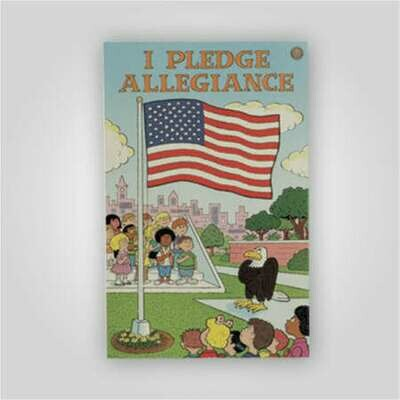 I Pledge of Allegiance Comic Book