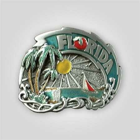 Florida Belt Buckle