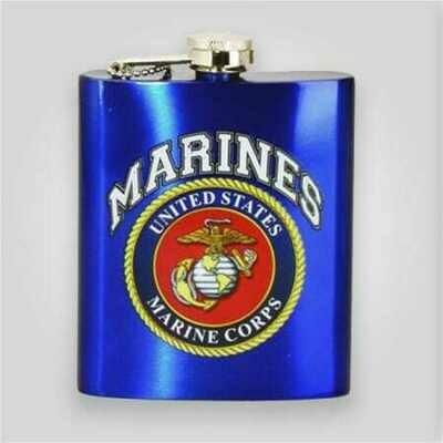 Marines Flask
