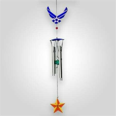 Air Force Wind Chime