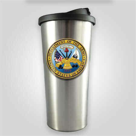Army Stainless Travel Mug