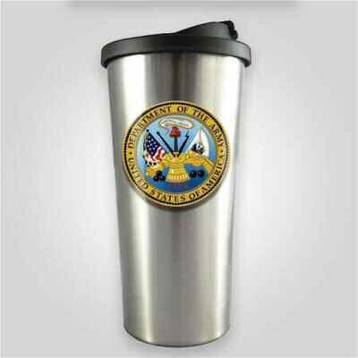 Army Stainless Travel Mug