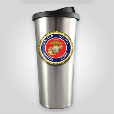 Marines Stainless Travel Mug