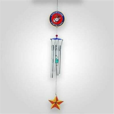 Marines Wind Chime