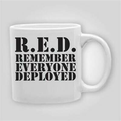 R.E.D. 11oz Mug