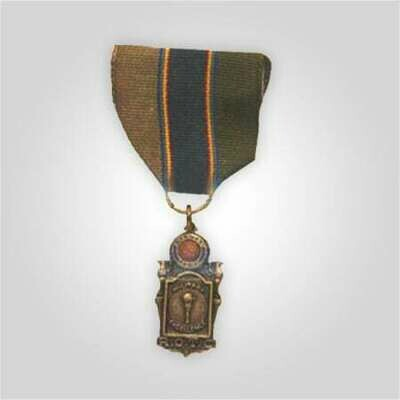 ROTC Military Excellence Medal with Ribar