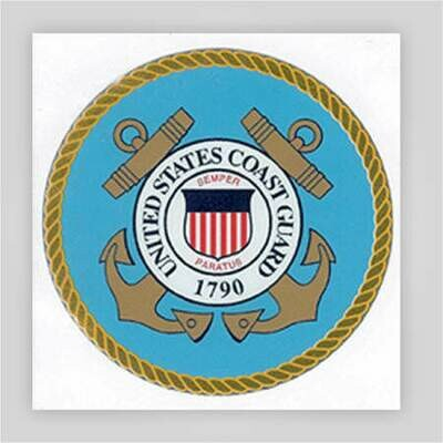 Coast Guard Decal