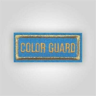 SAL Color Guard Patch