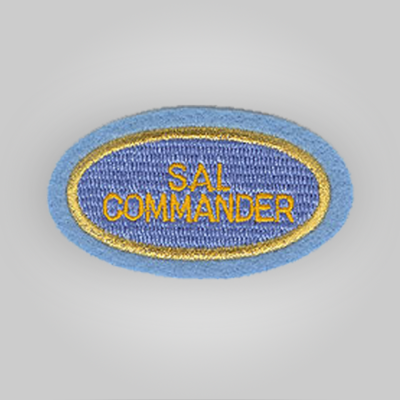 SAL Squadron Patch