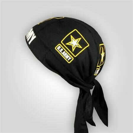 Army Do-Rag Black