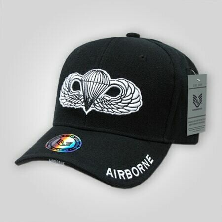 Airborne Rapid Dominance Cap