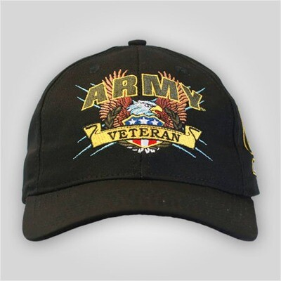 Army Veteran Cap