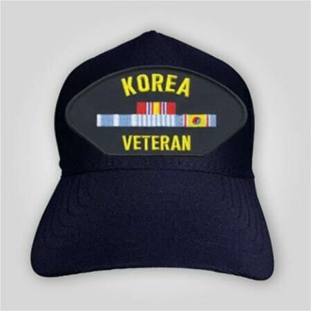 Korea Veteran Emblem Cap