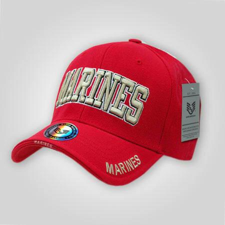 """""""Marines"""" Rapid Dominance Cap"""