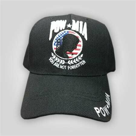 POW-MIA Shadow Cap