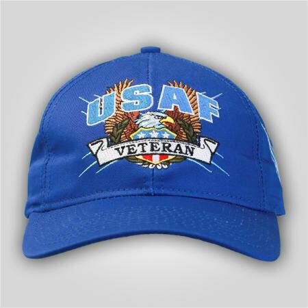 USAF Veteran Cap