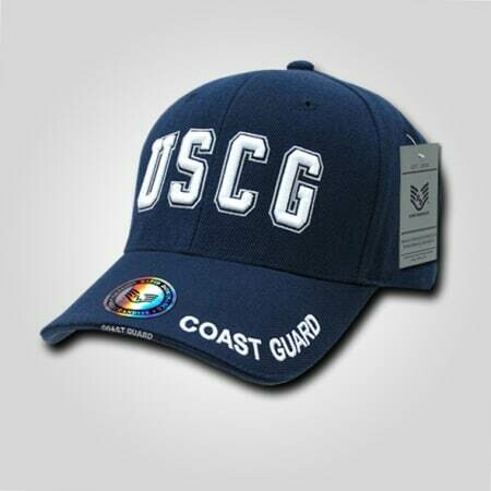 """USCG"" Rapid Dominance Cap"
