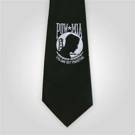 POW/MIA Tie