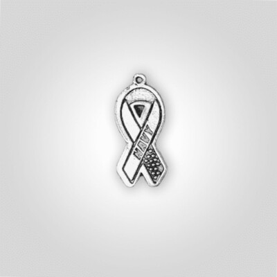 Navy Awareness Charm