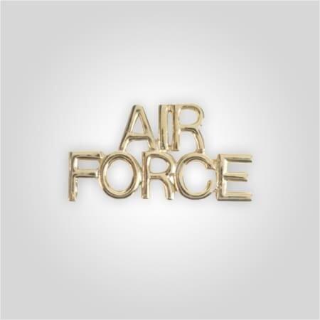 Cap Bar Pin - Air Force