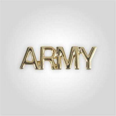 Cap Bar Pin - Army