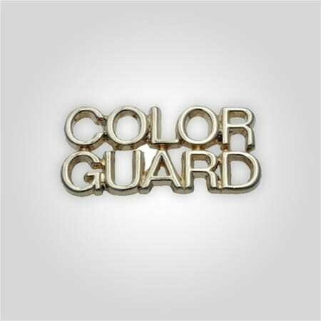Cap Bar Pin - Color Guard