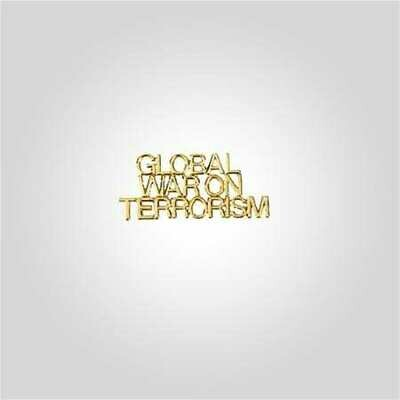 Cap Bar Pin - Global War on Terrorism