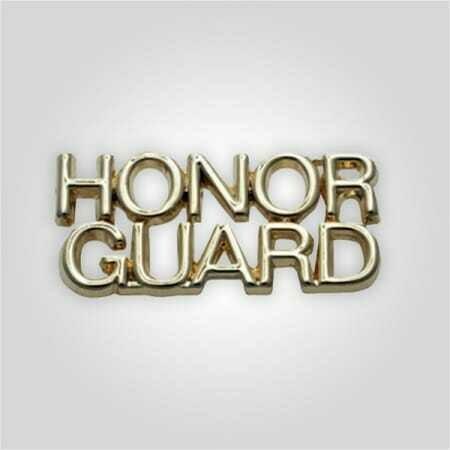 Cap Bar Pin - Honor Guard