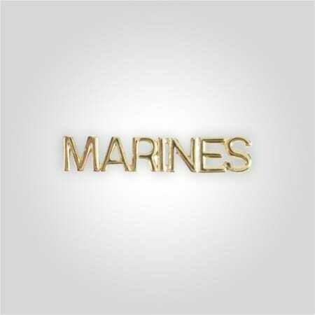 Cap Bar Pin - Marines
