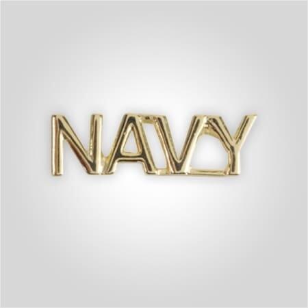 Cap Bar Pin - Navy