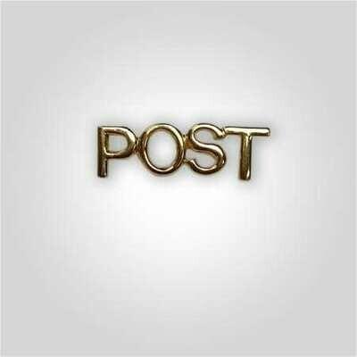 Cap Bar Pin - Post