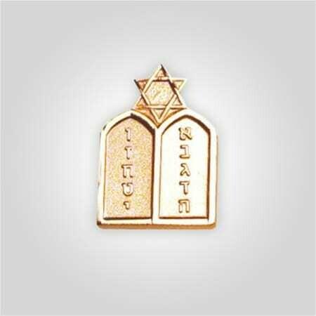 Jewish Chaplain Tack