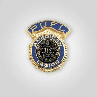 PUFL Membership Pin
