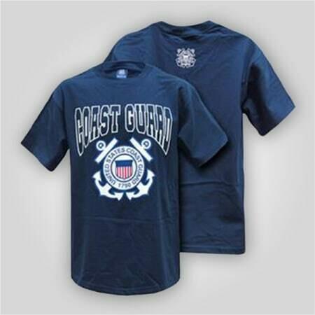 Coast Guard Rapid Dominance TShirt