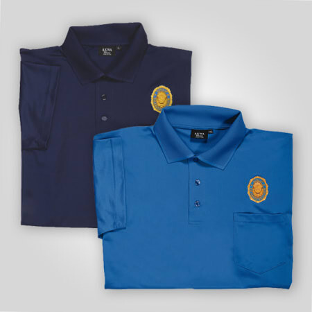 SAL Aqua-dry Pocket Polo French