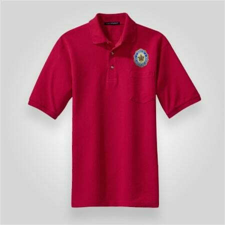 SAL Red Polo